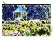 War Memorial Rose Garden  3 Carry-all Pouch