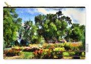 War Memorial Rose Garden  4 Carry-all Pouch
