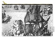 War Of Spanish Succession Carry-all Pouch