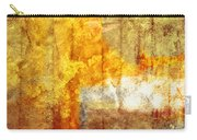 Warm Abstract Carry-all Pouch by Brett Pfister