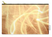 Warm Strings Of Glowing Light Carry-all Pouch