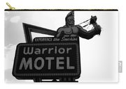 Warrior Motel Carry-all Pouch