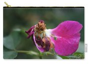 Warrior Rose Carry-all Pouch