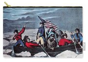 Washington Crossing The Delaware, 1776 Carry-all Pouch