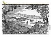 Washington, D.c., 1840 Carry-all Pouch