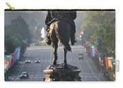 Washington Looking Down The Parkway - Philadelphia Carry-all Pouch
