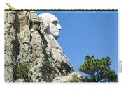 Washinton On Mt Rushmore Carry-all Pouch