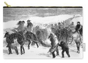 Washita Prisoners, 1868 Carry-all Pouch