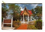 Wat Kham Chanot Carry-all Pouch