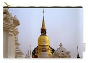 Wat Suan Dok Royal Cemetery  Carry-all Pouch