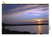 Watchin The Sun Set Carry-all Pouch