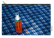 Water Bottle On A Blanket Carry-all Pouch