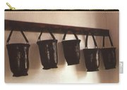 Water Buckets Carry-all Pouch
