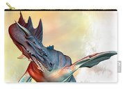 Water Dragon Carry-all Pouch by Bob Orsillo
