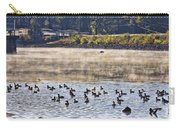 Water Fowl At Lake Wilhelmina Arkansas Carry-all Pouch