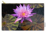Water Lily Magic Carry-all Pouch
