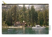 Water Play At Emerald Bay Carry-all Pouch