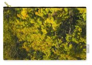 Water Reflection Abstract Autumn 1 F Carry-all Pouch