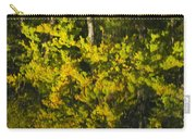 Water Reflection Abstract Autumn 1 G Carry-all Pouch