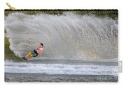 Water Skiing 16 Carry-all Pouch