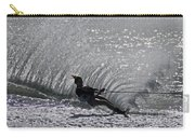 Water Skiing 3 Carry-all Pouch