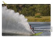 Water Skiing 6 Carry-all Pouch