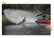 Water Skiing 8 Carry-all Pouch