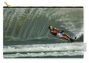Water Skiing Magic Of Water 1 Carry-all Pouch
