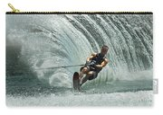 Water Skiing Magic Of Water 10 Carry-all Pouch