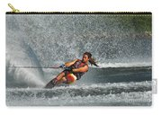 Water Skiing Magic Of Water 15 Carry-all Pouch