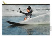 Water Skiing Magic Of Water 22 Carry-all Pouch