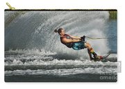 Water Skiing Magic Of Water 23 Carry-all Pouch