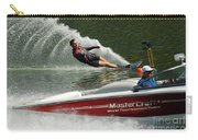 Water Skiing Magic Of Water 26 Carry-all Pouch