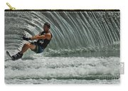 Water Skiing Magic Of Water 3 Carry-all Pouch