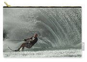 Water Skiing Magic Of Water 31 Carry-all Pouch