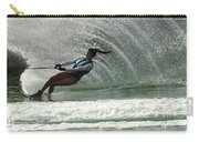 Water Skiing Magic Of Water 32 Carry-all Pouch