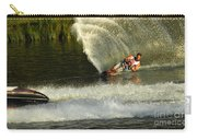 Water Skiing Magic Of Water 33 Carry-all Pouch