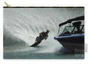 Water Skiing Magic Of Water 6 Carry-all Pouch