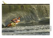 Water Skiing Magic Of Water 8 Carry-all Pouch