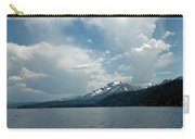 Water Snow Vapor Lake Tahoe Carry-all Pouch