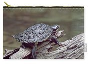 Water Turtle Carry-all Pouch