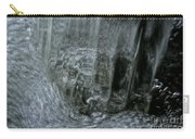 Water Wall And Whirling Bubbles Carry-all Pouch