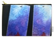 Watercolor Earrings Artists Favorite Carry-all Pouch
