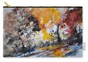 Watercolor211020 Carry-all Pouch