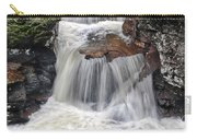 Waterfall At Ricketts Glen Carry-all Pouch