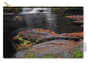 Waterfall Childs State Park Carry-all Pouch