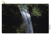 Waterfall In A Forest, Glencar Carry-all Pouch