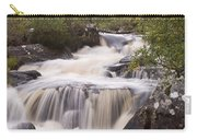 Waterfall In The Highlands Carry-all Pouch