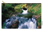 Waterfall In The Woods, Ireland Carry-all Pouch