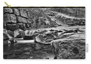 Waterfall Mono Carry-all Pouch